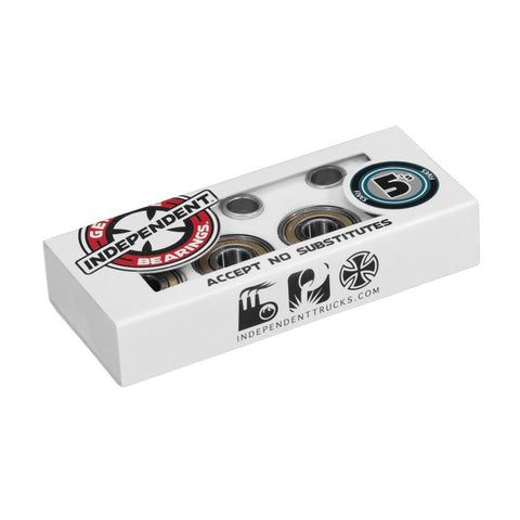 Independent Bearing Genuine Parts 5s