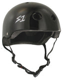 Black Gloss Lifer Helmet