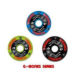 Powell Peralta G-Bones 64mm BLK, GRN,or Blue