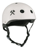 White Kids Helmet