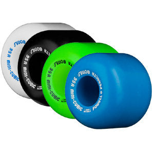 Powell Peralta Mini Cubics 64mm Re-Issue Wheels All Colors
