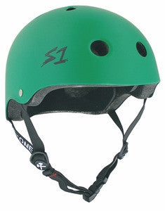 Kelly Green Matte Helmet