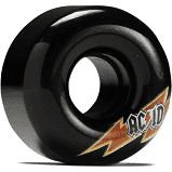 Acid Chemical Co. Skaterade All Terrrain Wheels Black