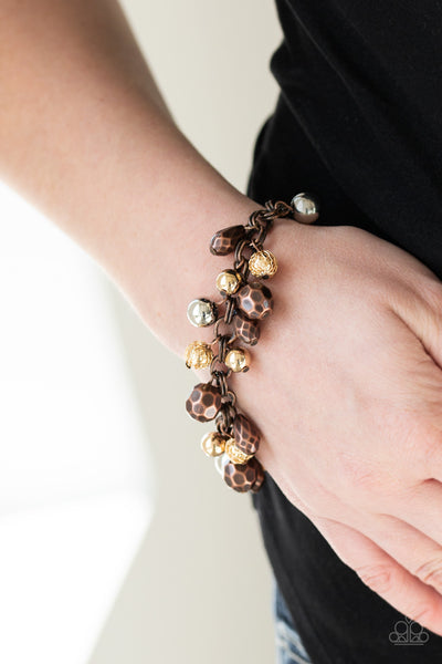 Invest In This Paparazzi Bracelet-Multi