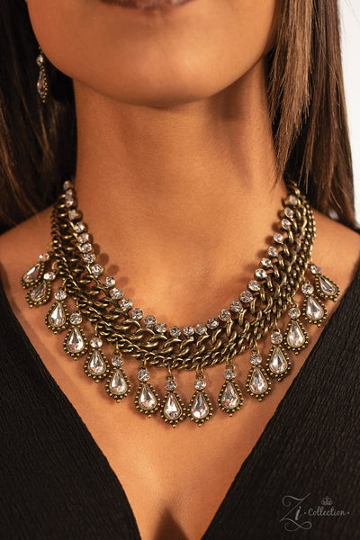 Revolution Zi Collection Paparazzi Necklace