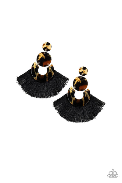 One Big Party ANIMAL Paparazzi Earrings