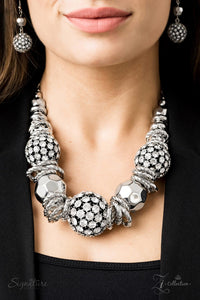 The Barbara Zi Collection Paparazzi Necklace