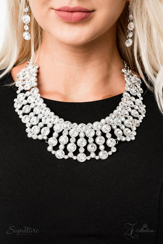 The Heather Zi Collection Paparazzi Necklace