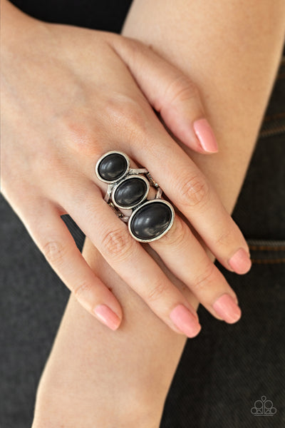 Rural Revolution Paparazzi Ring-Black