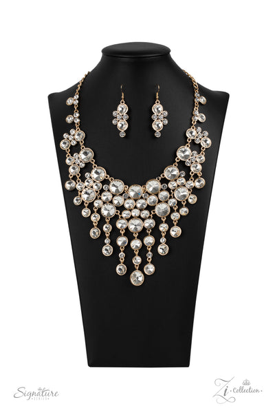 The Rosa Zi Collection Paparazzi Necklace