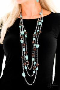 Groundbreaker Zi Collection Paparazzi Necklace