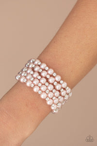 Rich Royal Paparazzi Bracelet-Pink