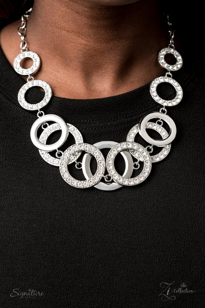 The Keila Zi Collection Paparazzi Necklace
