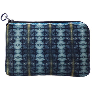 H'MONG BATIK COIN PURSE