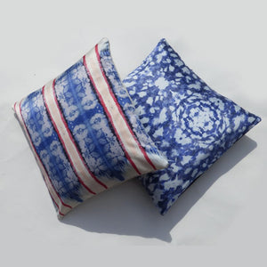 H'MONG STRIPE CUSHION