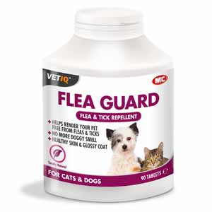VetIQ Flea Guard 90 Tablets