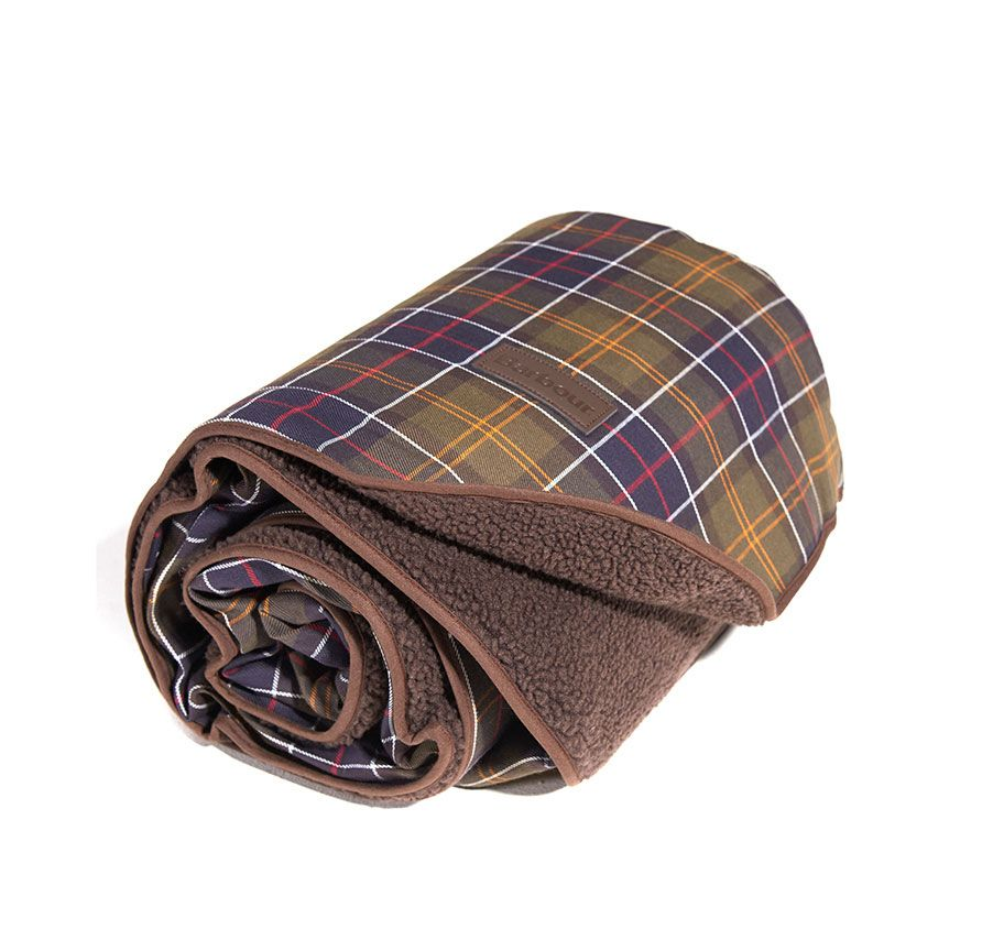 Small Dog Blanket - Barbour