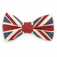 Union Jack Dog Bow Tie - Mutts & Hounds