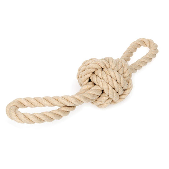 Rope Tug Dog Toy - Mutts & Hounds