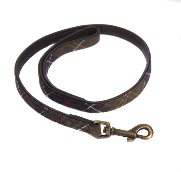 Tartan Dog Lead - Barbour