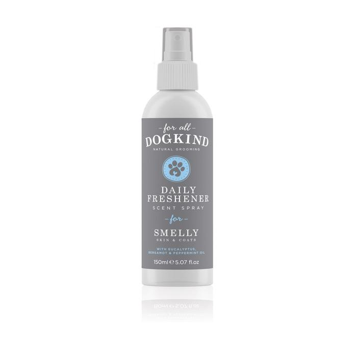 Daily Freshener Scent Spray For Smelly Skin & Coats - For All Dogkind