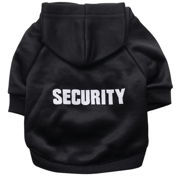 Security Sweater Hoodie