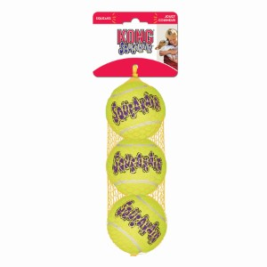 Air Kong Squeak Ball 3PK