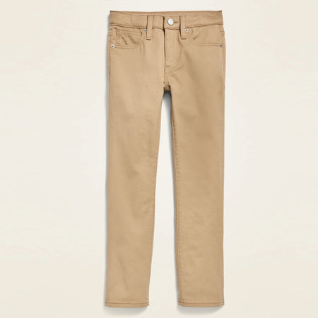 Built-In Flex Stretch Slim Fit Chino for Boys (ON-11551)