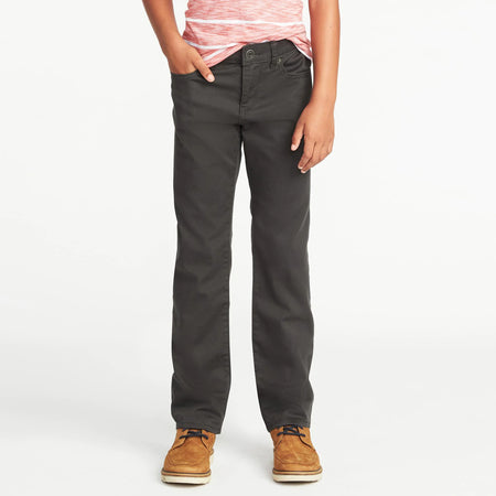 Built-In Flex Stretch Slim Fit Chino for Boys (ON-11553)
