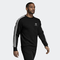 MUST HAVES 3-STRIPES CREW SWEATSHIRT (AD-1618)