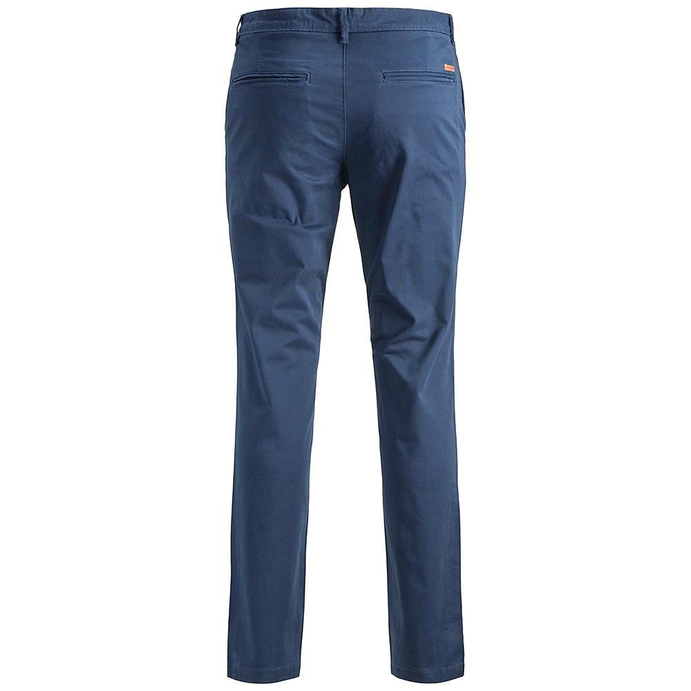 JackJons Slim fit Macro Bowie SA Blue Stretch Chino (JO-5239)
