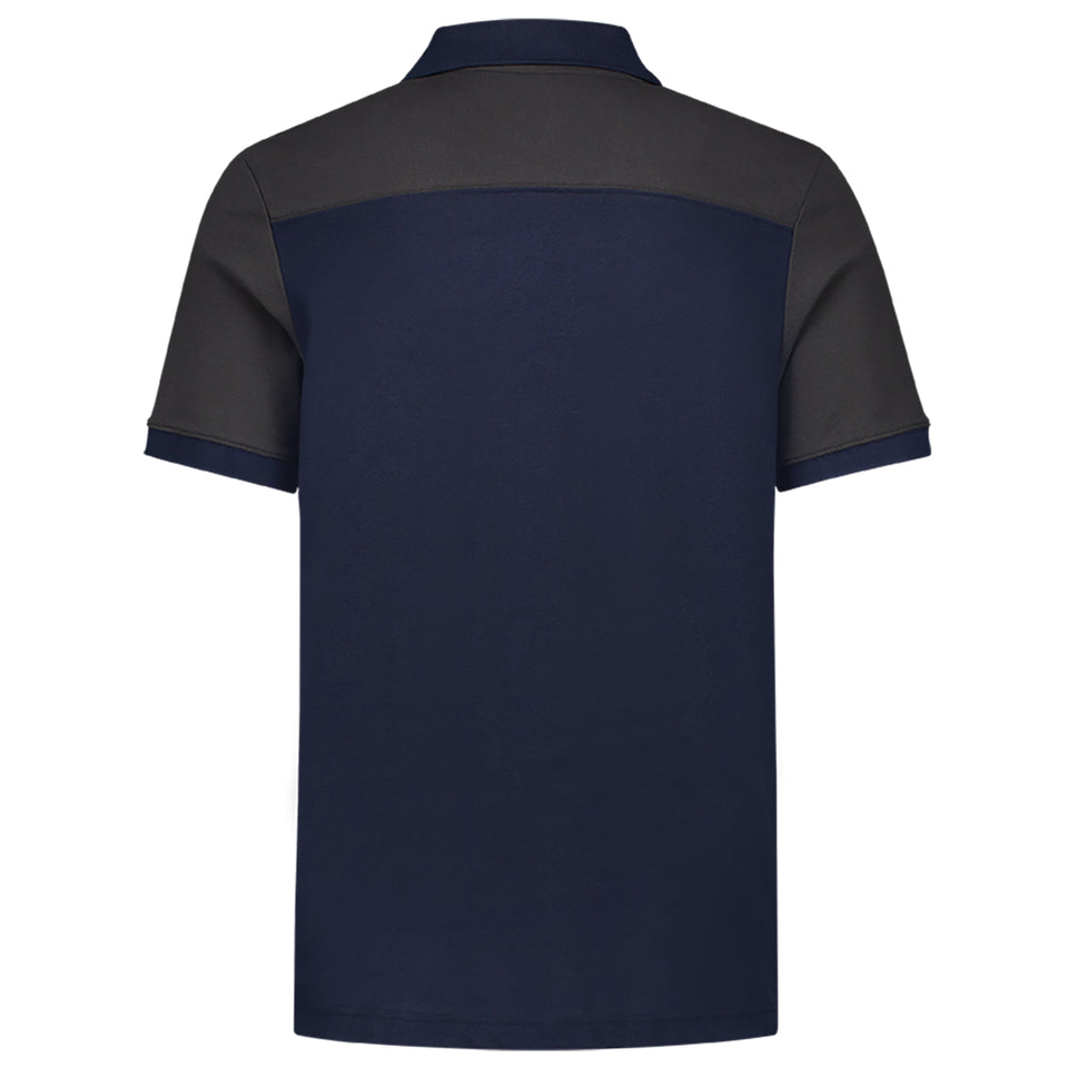 TRP MEN'S CONTRAST PIQUE POLO SHIRT (TI-2981)
