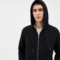 Brshka Original Popcorn Slim Fit  Zipper Hoodie (BE-1563)