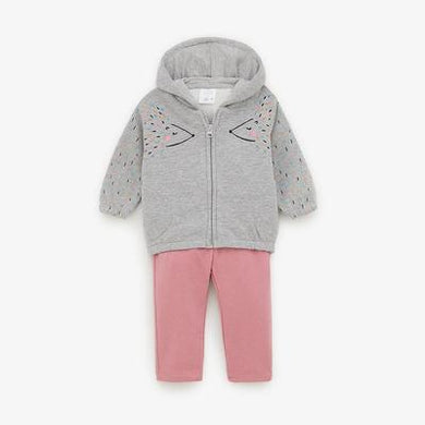 Zr kids plush hedgehog 2 piece suit (ZA-1566)
