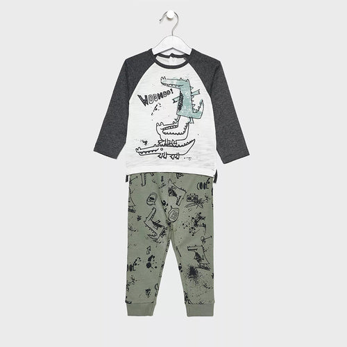 Minooti kids two piece set (MI-1255)