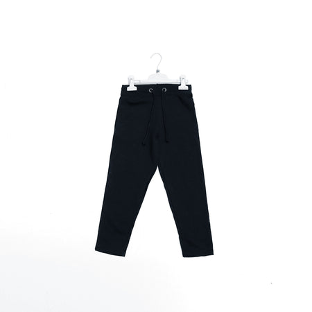 Boys Navy Open bottom Terry Trousers  (FL-1721)