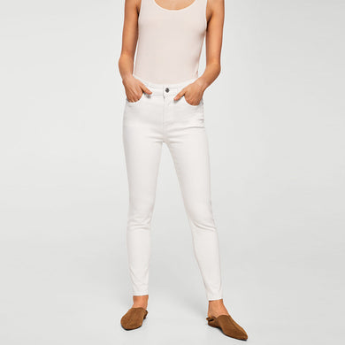 Mngo Ivry Slight Curve Skinny Stretch Jeans  (MA-1615)