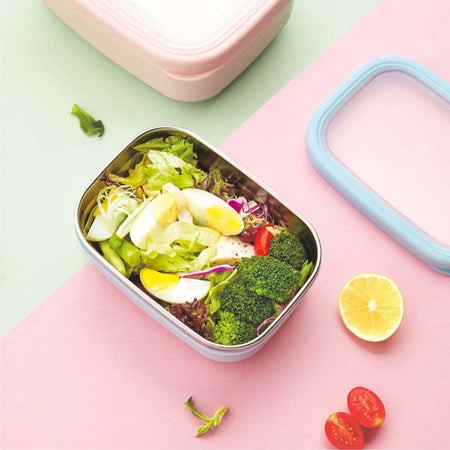 Bento Lunch Box, Food Containers With Snapping Seal Leak-proof Lid