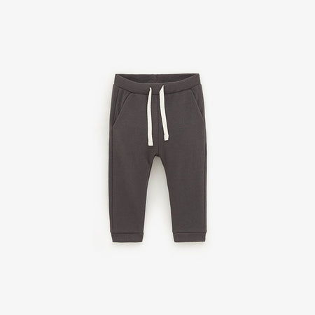 ZR KIDS EXCLUSIVE CHARCOAL 'SLIM FIT' JOGGER PANT (ZA-1668)