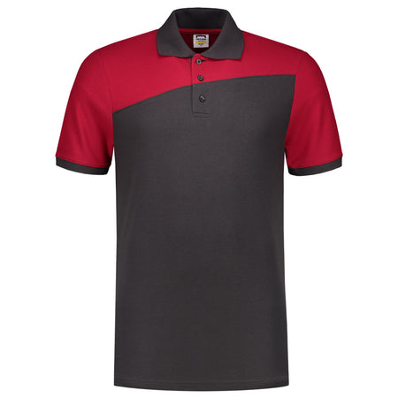 TRP MEN'S CONTRAST PIQUE POLO SHIRT (TI-2984)