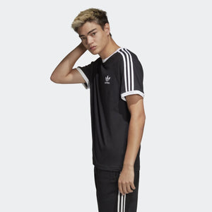 Black Originals 3-STRIPES Logo TEE (AD-607)