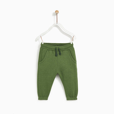 ZR Kids Slim Fit Close bottom Joggers  (ZA-1248)