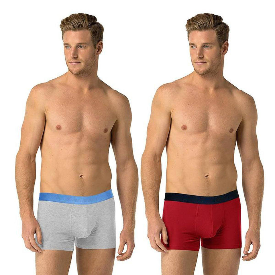 Pack of 3 Assorted Boxer Shorts For Men (TO-11479)