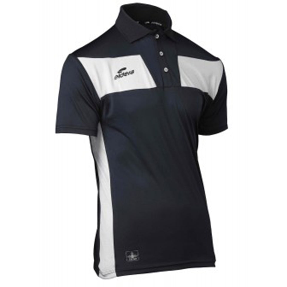 ELDRA Navy Moisture Wicking Sports Polo Shirt (BL-2362)