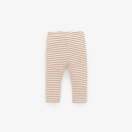 ZR Kids Slim Fit Striped Trousers with Kangaroo Pocket (ZA-1609)