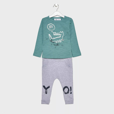 Minooti kids two piece set (MI-1235)