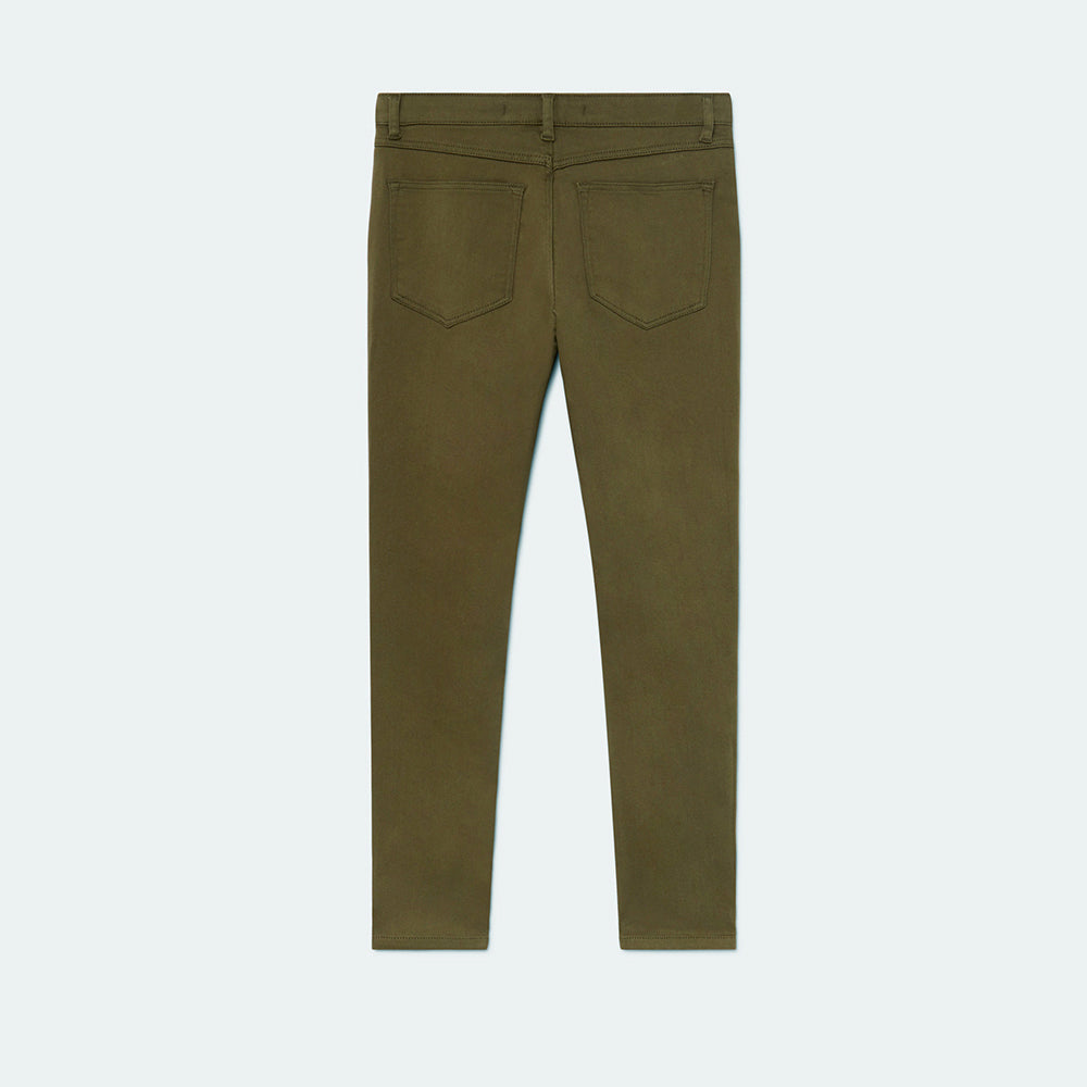 Lft women olive 'super skinny' stretch jeans (LE-2119)