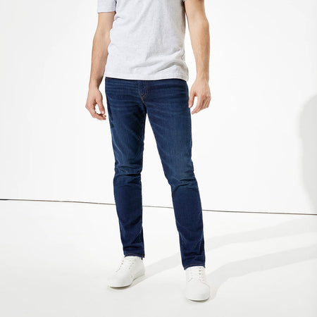 Exclusive Supreme Quality Samisto 'slim fit' stretch jeans (TR-10390)