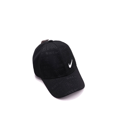 Ni-Ke monogram weaved and 3d Embroidery baseball Cap