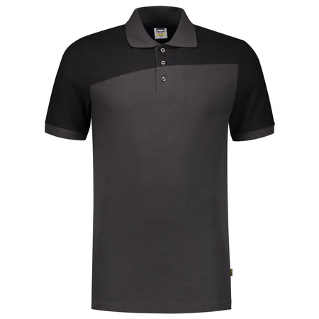 TRP MEN'S CONTRAST PIQUE POLO SHIRT (TI-2980)